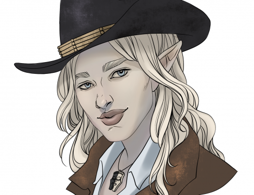 Character Art: Hollis Starkweather