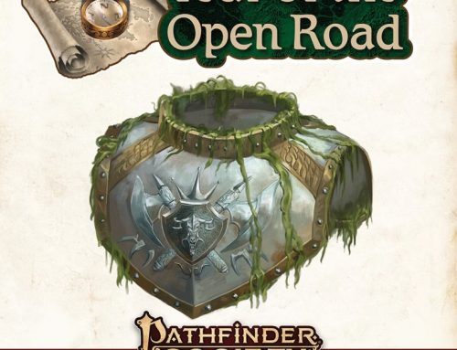 Pathfinder Society Quest #3: Grehunde's Gorget