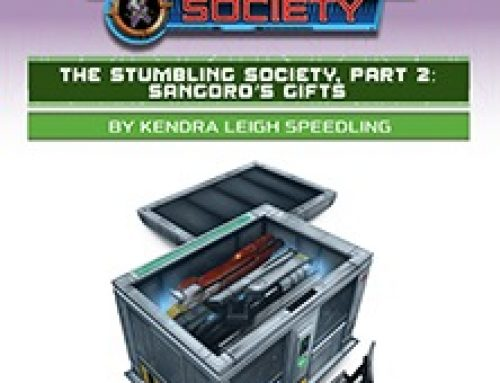Starfinder Society Scenario #2-08: The Stumbling Society, Pt 2 – Sangoro's Gifts