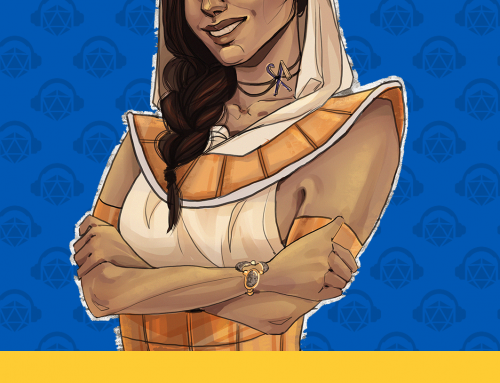 Character Sheet – Sitra (10th Level)