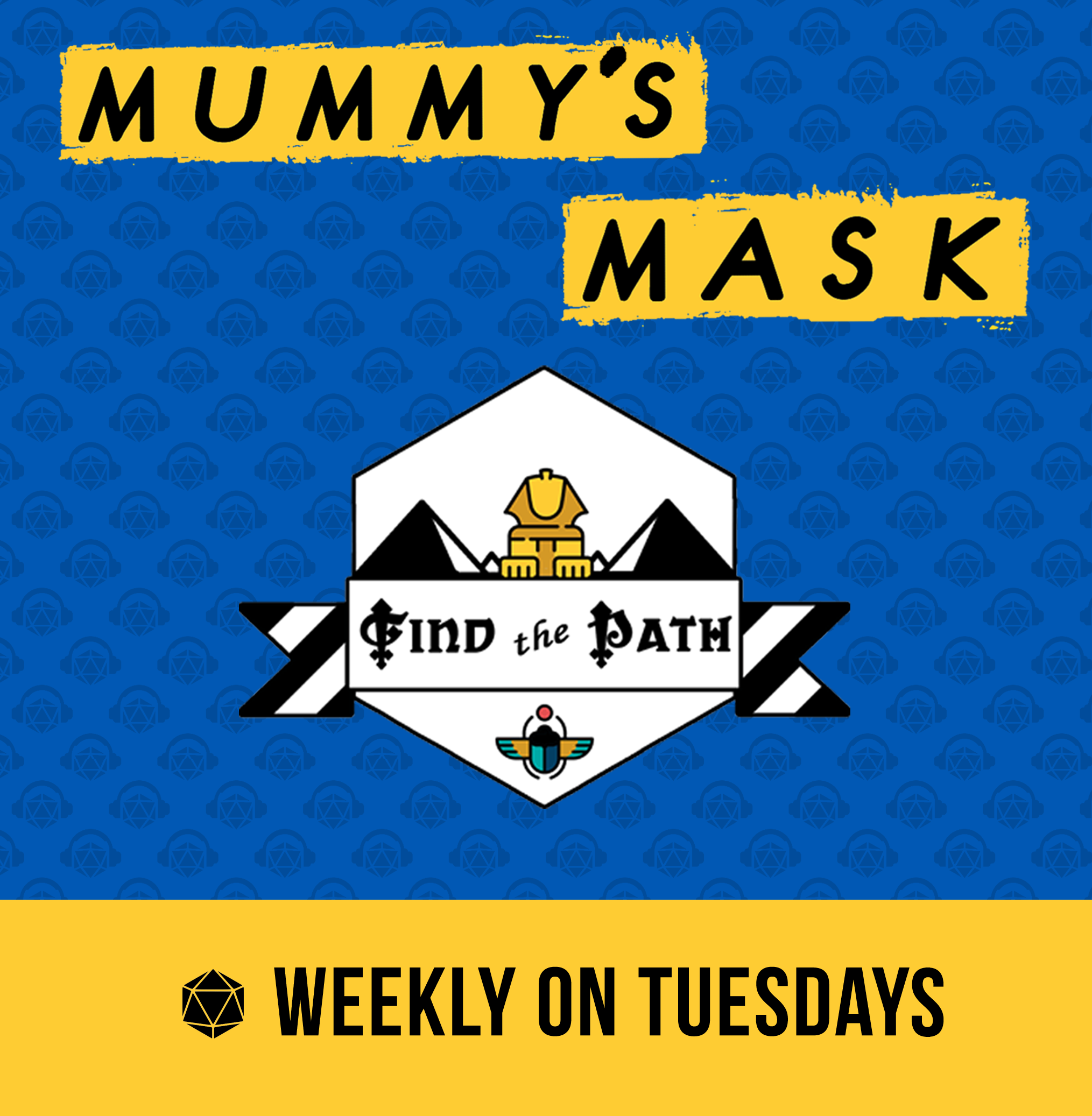 Mummy's Mask Podcast